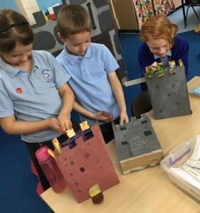 Year 2 - Making Castles