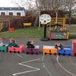 Nursery - Outside box train