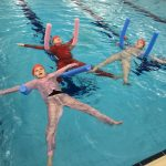 Year 4 - Swimming Personal Survival